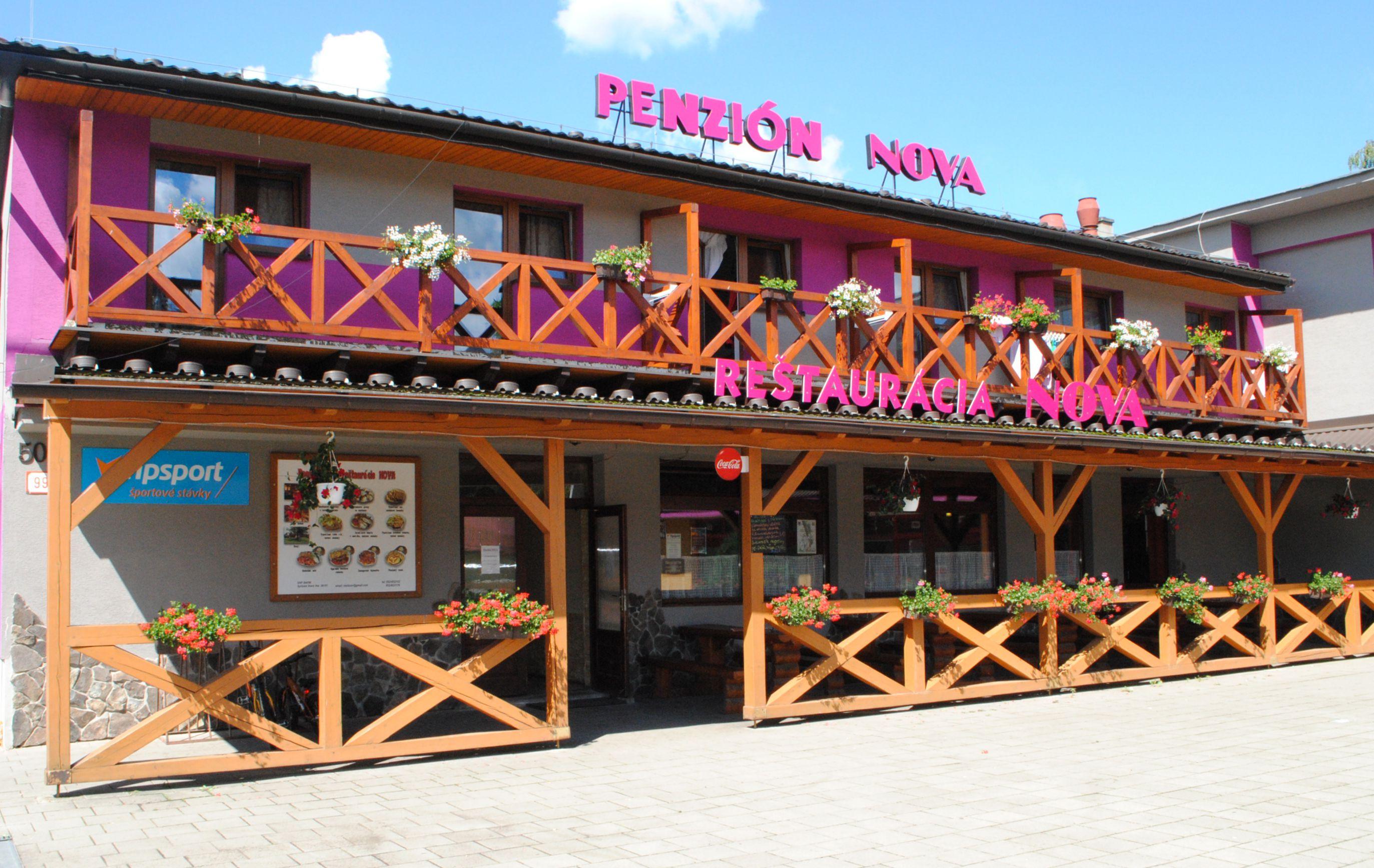 Reštaurácia NOVA